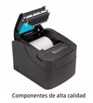 Impresora de tickets térmica TP-300 3