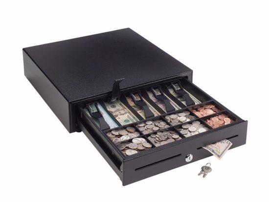 Gaveta de dinero CASH 410 3