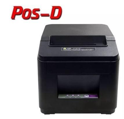 Impresora de tickets térmica TP-180 4