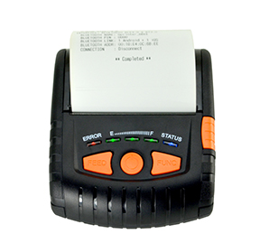Impresora portátil: PT-380 4