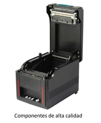 Impresora de tickets térmica TP-300 F 4